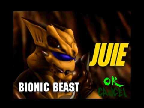 Dual Heroes - Juie