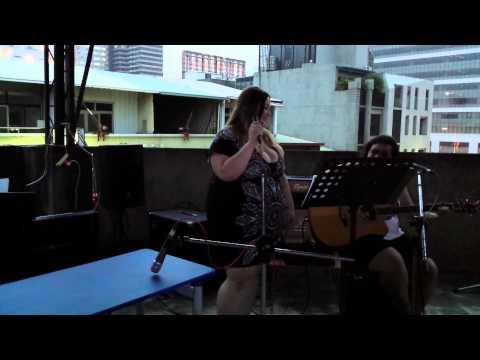 JULIA RICHARDSON - (cover) Sweet Child of Mine