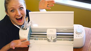 Cricut Unboxing and How To Use Your New Cricut