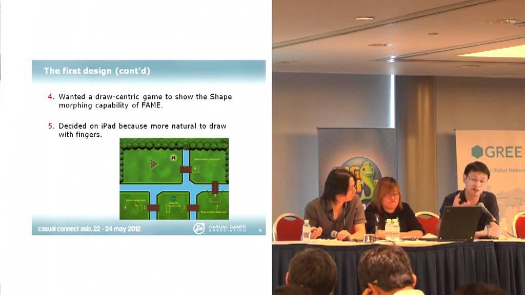 Translating Research into Kick-ass Games | LING,YI, KIE
