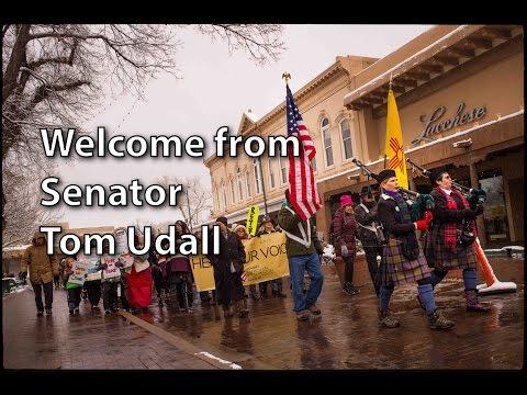 Bonnie Ferrell - Office of Senator Tom Udall