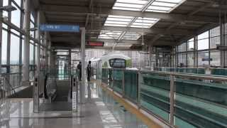 [FHD]龍仁軽電鉄 ART MARK II 121F 三街駅