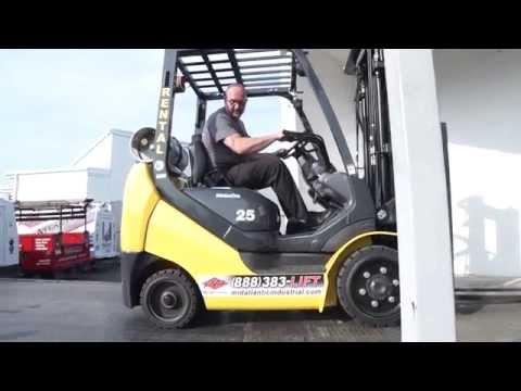 Forklift Sales & Rentals By Mid Atlantic Industrial Equipment, LTD.