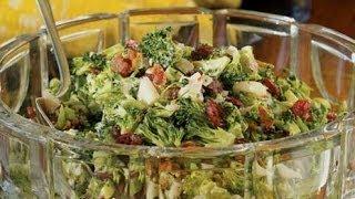 Potluck Recipe: Broccoli-bacon Salad