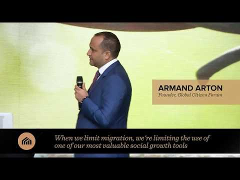 Armand Arton Global Citizen Forum 2017