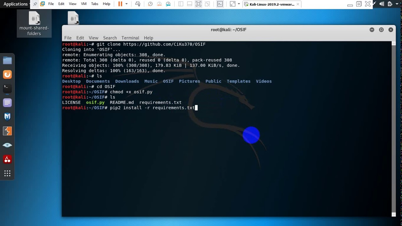 KALILINUX على ( TERMUX ) - OSIF - شرح تنصيب