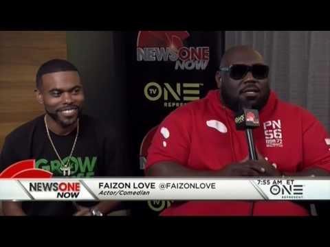 Lil Duval, Faizon Love Dish On Their New Movie, 'Grow House'