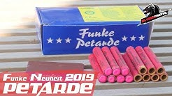 Funke Petarden - Neue Reibkopfböller für 2019 (50er Schachtel)