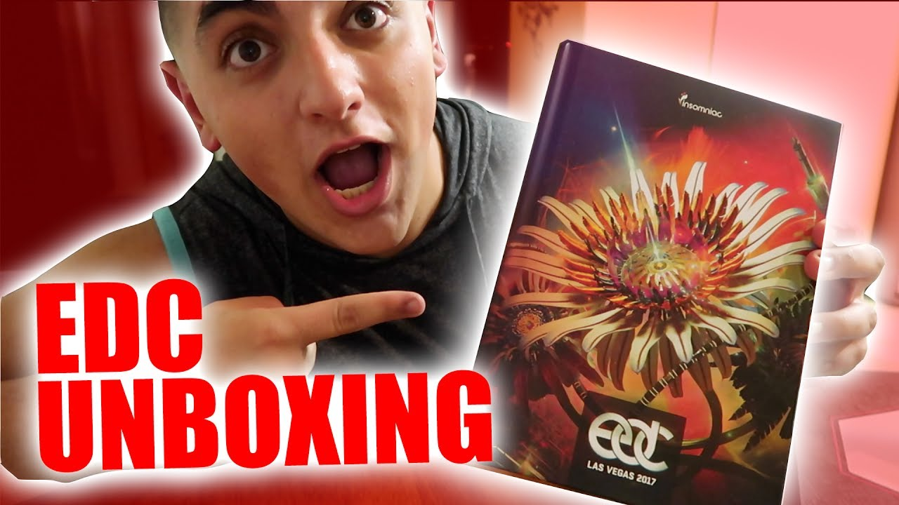 Deals Getplaypk Unboxing Edc Ticket Box