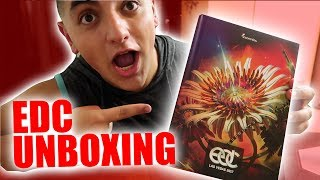 Edc Unboxing Ticket Box What You Need Edc Get Ready Edc