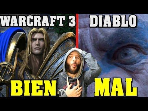 ¡BLIZZARD SACRIFICA A DIABLO Y REVIVE WARCRAFT 3! - Sasel - BlizzCon 2018 - blizzard