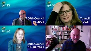 60th GEF Council Day 3 - June 16, 2021
