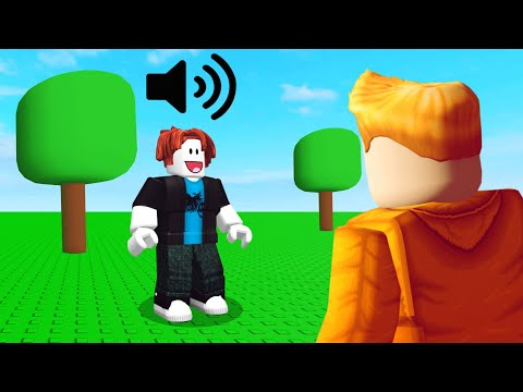 ROBLOX VOICE CHAT Is HILARIOUS..