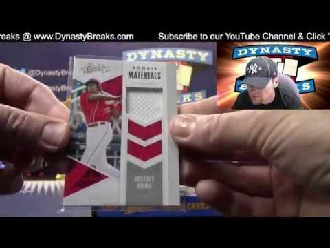 2020 Absolute Baseball Personal Box Break for Joey   Sports Card Case Breaks