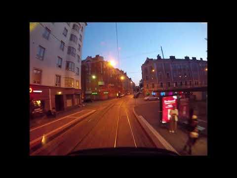 Helsingin Raitiolinjat 2 ja 3. Helsinki Tramlines 2 and 3. 2018.