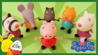 Peppa Pig - Poupées gigognes - Poupées russes - Jouet - Titounis