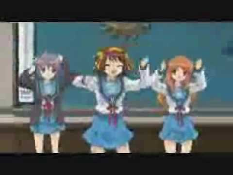 Marian Rivera - Sabay Sabay Tayo/Anime The Melancholy of HAruhi Suzumiya DAnce