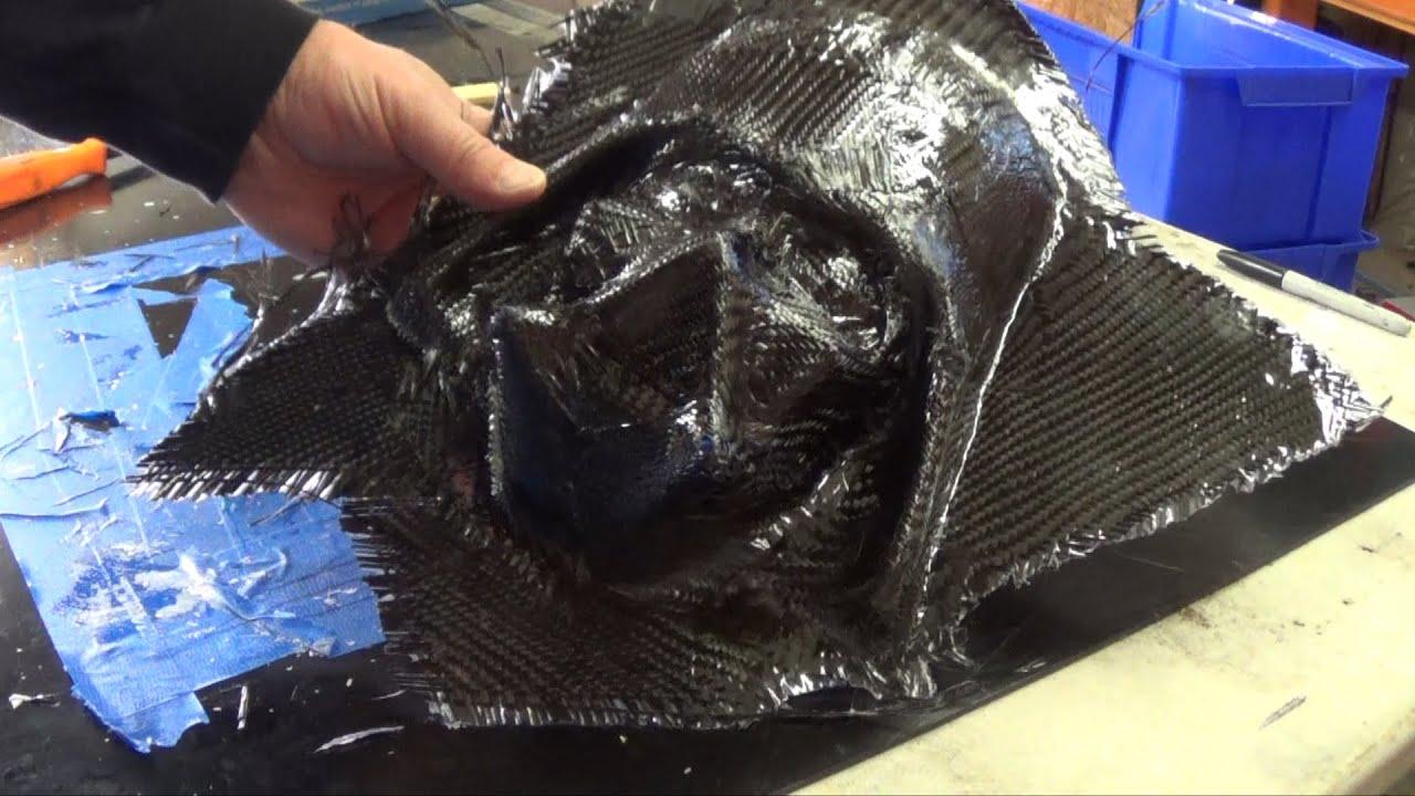 carbon fiber darth vader making the mask youtube. Black Bedroom Furniture Sets. Home Design Ideas