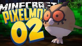 MINECRAFT PIXELMON - 02 - You've Got Mail! - Pixelmon Mod Lets Play