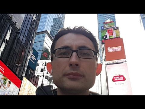 New York'tan Canlı Yayın Testi