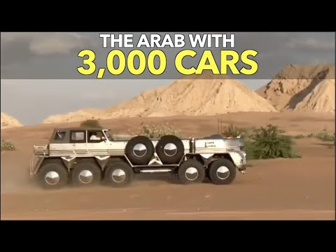 The Arab With 3,000 Cars