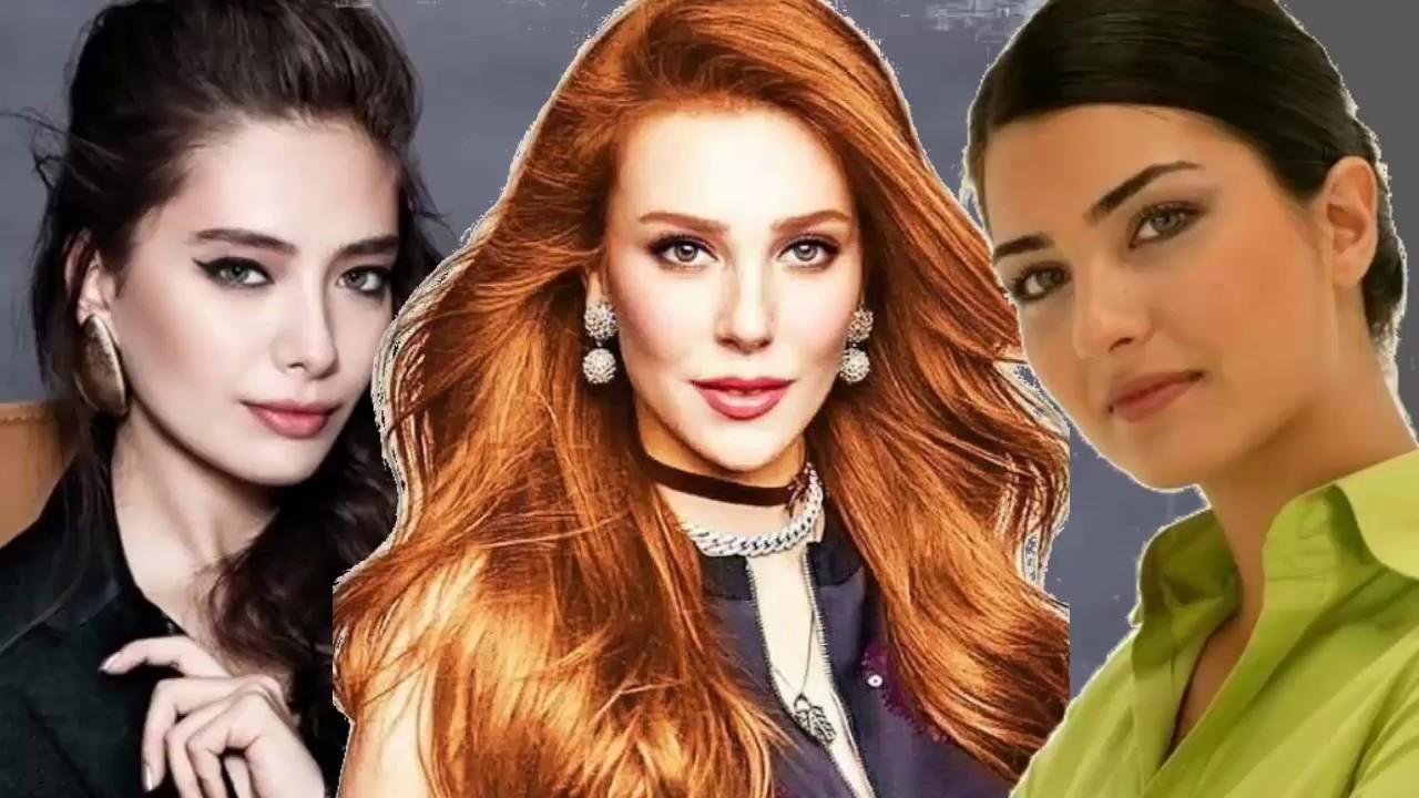 أجمل 10 ممثلات فى مسلسلات الدراما التركية 2018 من الاجمل Youtube