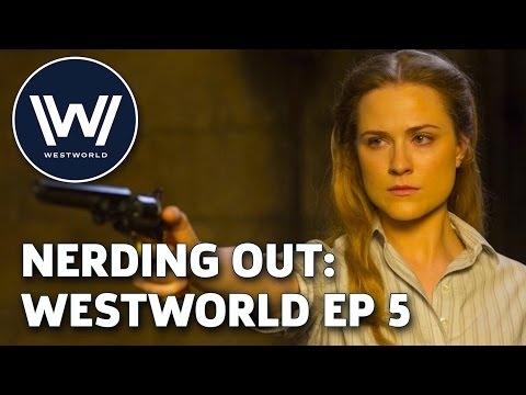 "Westworld Episode 5 ""Contrapasso"" - Nerding Out"