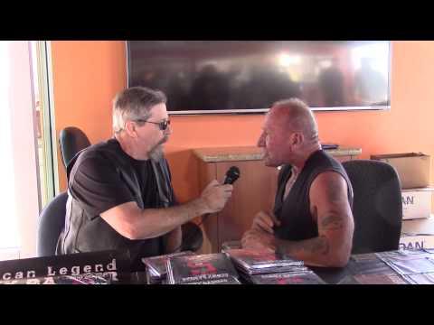Sonny Barger interview with Biker Bob, Hollister 2014