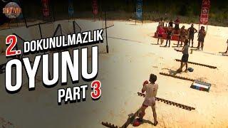 2. Dokunulmazlık Oyunu 3. Part   32. Bölüm   Survivor Türkiye - Yunanistan