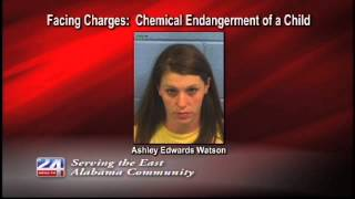 Gadsden Women Facing Charges: Chemical Endangerment of a Child