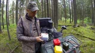 Новинка! Коробка Супердак-25 для патронов 12к, обзор и тест