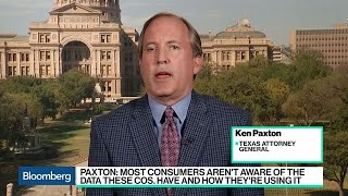 Texas AG Paxton Says He's Looking Into 'Broad Range of Companies' That Control Tech