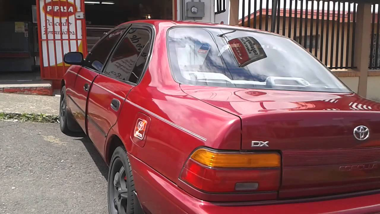 Toyota Corolla 94 Dx