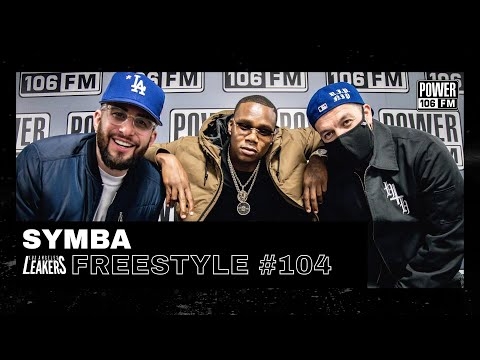 Symba Freestyle w/ The L.A. Leakers - Freestyle #104