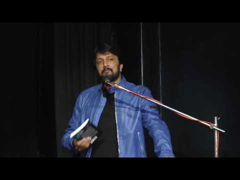 Kiccha Sudeep's speech at the launch of Prakash Rai's