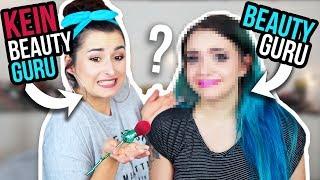 OMG... LAURA schminkt ALLY! 😂NICHT-BEAUTYGURU schminkt BEAUTYGURU! :D | unlikely