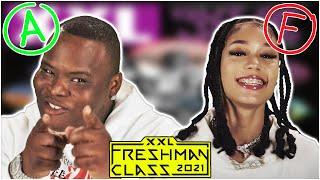 XXL 2021 FRESHMAN CLASS GRADED