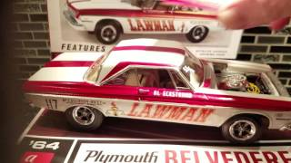 64 Plymouth Belvedere Super Stock Lawman build
