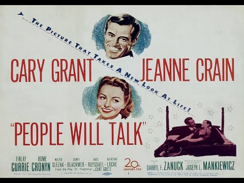 People Will Talk 1951) Trailer