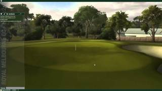 HD Tiger Woods PGA TOUR 12 The Masters PC Gameplay