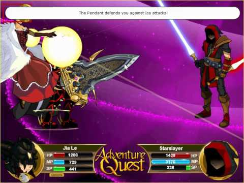 AQ | Adventure Quest | Battleon | May 4th/Star Wars Day Special Void Challenge | StarSlayer Armour
