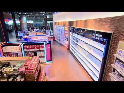 Istanbul Ataturk Airport Departure Stores - İstanbul Atatürk Havalimanı Gidiş Katı Mağazaları