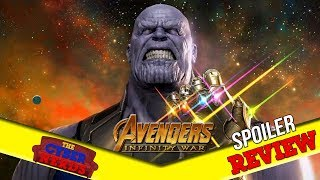 Avengers: Infinity War Movie SPOILER Review
