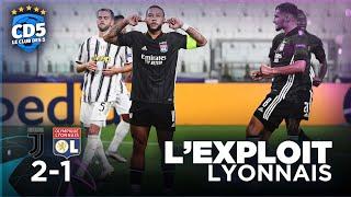 L'Exploit Lyonnais ! - Juventus vs Lyon (2-1) LIGUE DES CHAMPIONS - Débrief #756 - #CD5