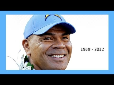 JUNIOR Seau Tribute SONG | Junior SEAU Career Highlights | Junior Seau Death Funeral Memory