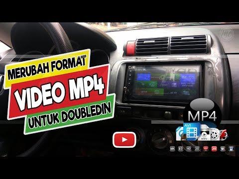 Cara Merubah Format Video MP4 ke MPEG Agar Bisa Diputar Di Head Unit Mobil/Double Din