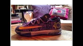 KD6 Black History Month(BHM) Review Thumbnail
