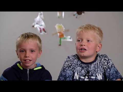 Børn forklarer fagforeninger
