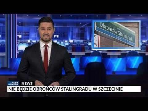 Radio Szczecin News  - 13.12.2017