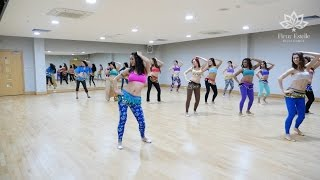 Belly Dance Level 2 Classes at Fleur Estelle Dance School with Dionne